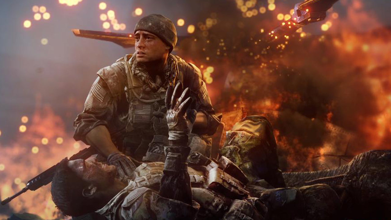 EA Registers Domain Names for Battlefield's 13-20