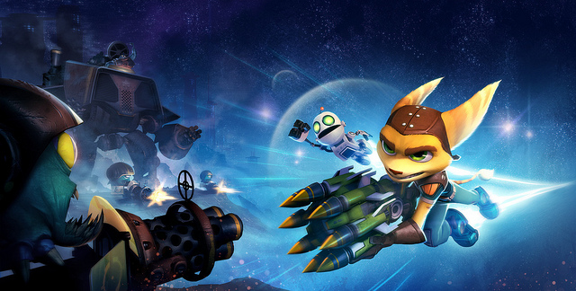 Ratchet and Clank: FFA Vita Finally releasing next week and Deadlock HD is a Bonus!