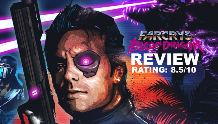 Review | Far Cry 3: Blood Dragon