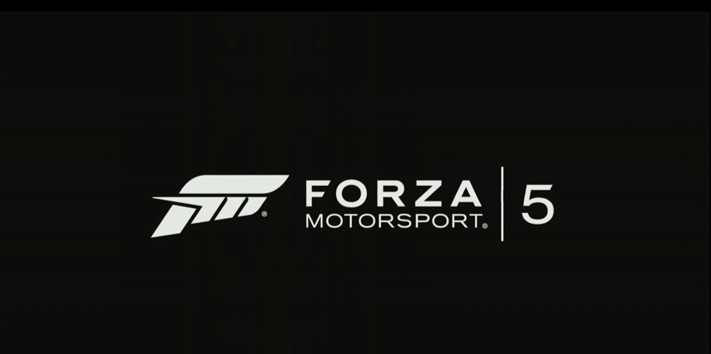 Forza 5 Box Art revealed, showing Xbox One Box Design.
