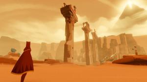 thatgamecompany's Journey - sheer beauty.