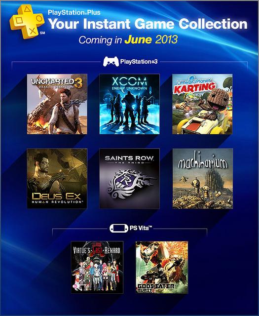 June PSplus