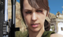 A Sneak Peek at Metal Gear Solid V: The Phantom Pain's new leading lady