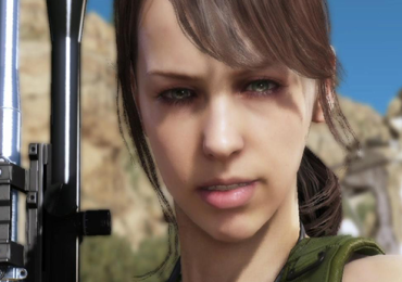 metal gear phantom pain girl gamerekon