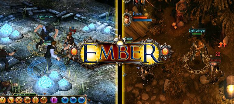 EMBER 505 GAMES RPG