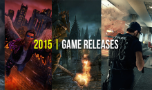 2015 | Mind Blowing List of Game Releases… And That's Just The Tip