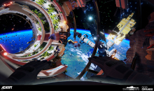 Three One Zero and 505 Games New Space Experience Game ADR1FT