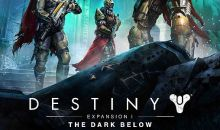 Destiny DLC: The Dark Below Trailer