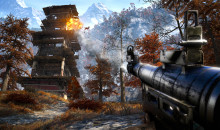 FAR CRY 4: ESCAPE FROM DURGESH PRISON DLC NOW AVAILABLE